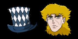 JoJo's Bizarre Adventure Robert E. O. Speedwagon Cursor