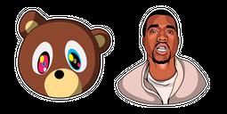Kanye West Cursor