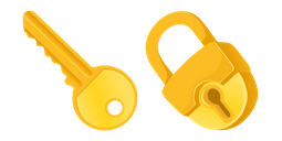 Key and Lock Cursor