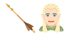Lord of the Rings Legolas Cursor
