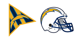 Los Angeles Chargers Cursor