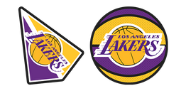 Los Angeles Lakers Cursor