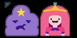 Lumpy Space Princess Cursor
