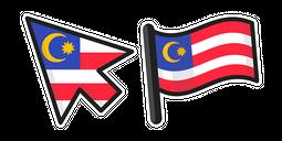 Malaysia Flag Cursor