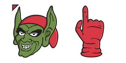 Me and the Boys Goblin Cursor