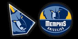 Memphis Grizzlies Cursor
