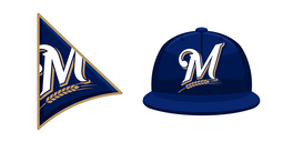 Milwaukee Brewers Cursor