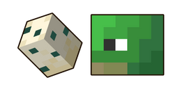 Minecraft Turtle Egg Cursor