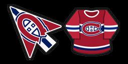 Montreal Canadiens Cursor