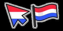 Netherlands Flag Cursor