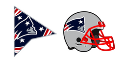 New England Patriots Cursor