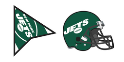 New York Jets Cursor