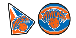 New York Knicks Cursor