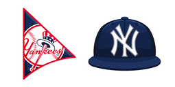 New York Yankees Cursor