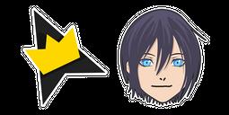 Noragami Yato Crown Cursor
