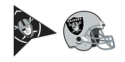 Oakland Raiders Cursor