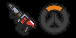 Overwatch Torbjorn's Rivet Gun Cursor