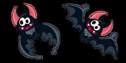 Halloween Funny Bat Cursor