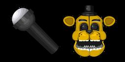 Five Nights at Freddy's Golden Freddy Cursor
