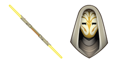 Star Wars Jedi Temple Guard Lightsaber Cursor
