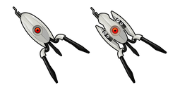 Portal 2 Sentry Turret Cursor