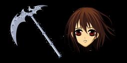 Vampire Knight Yuki Kuran Artemis Rod Cursor