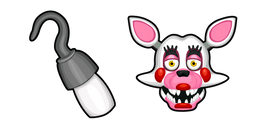 Five Nights at Freddy's Funtime Foxy Cursor