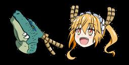 Miss Kobayashi's Dragon Maid Tohru Kobayashi Cursor