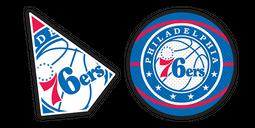 Philadelphia 76ers Cursor