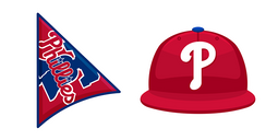 Philadelphia Phillies Cursor