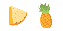 Pineapple Cursor
