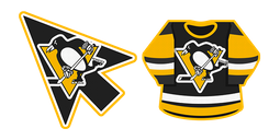 Pittsburgh Penguins Cursor