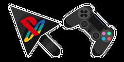 Playstation Cursor