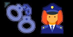 Policeman Cursor