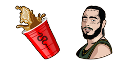 Post Malone Cursor