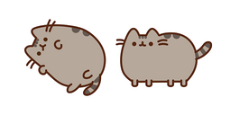Pusheen Cat Cursor