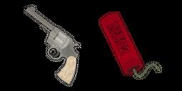 RDR2 Double-Action Revolver Cursor