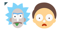 Rick and Morty Cursor