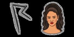 Rihanna Cursor