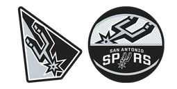 San Antonio Spurs Cursor
