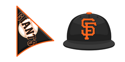 San Francisco Giants Cursor