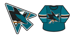 San Jose Sharks Cursor