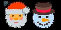 Santa Claus Cursor
