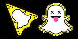 Snapchat Cursor