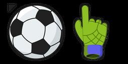 Soccer Ball Cursor