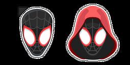 Spider-Man Miles Morales Hoodie Cursor