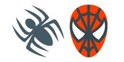 Spiderman Logo Cursor
