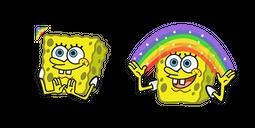 SpongeBob Imagination Cursor