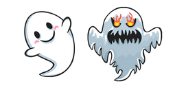 Halloween Spooky Ghost Cursor