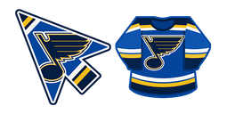 St. Louis Blues Cursor